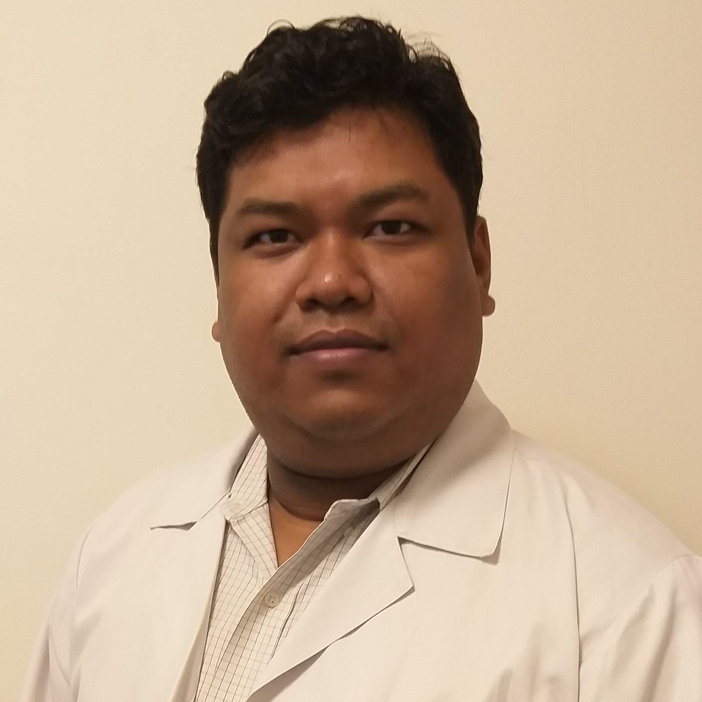 Dr. Anup Kumar Roy
