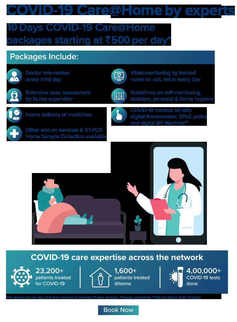 Covid -19 Care at Home
