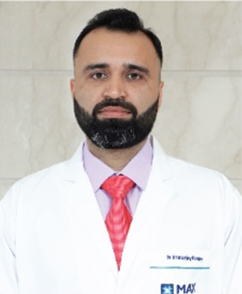 Dr. Dhananjay Pandey