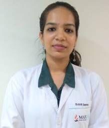 Dr. Kriti Saxena