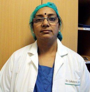 Dr. Lakshmi Jayaraman