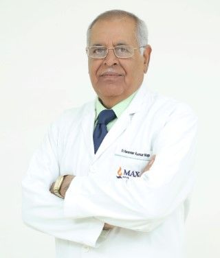 Dr. Narender Kumar Magu