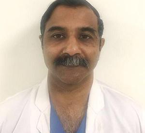 Dr. Madhav Rao Shinde