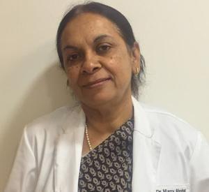 Dr. (Prof) Mary Abraham