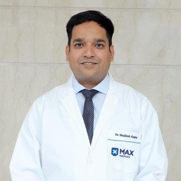 Dr. Shailesh Gupta