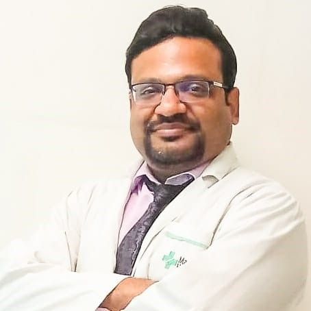 Dr. Anuj Agrawal