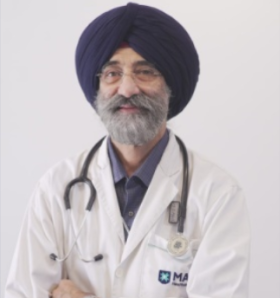 Dr. (Col.) Manjit Singh Paul