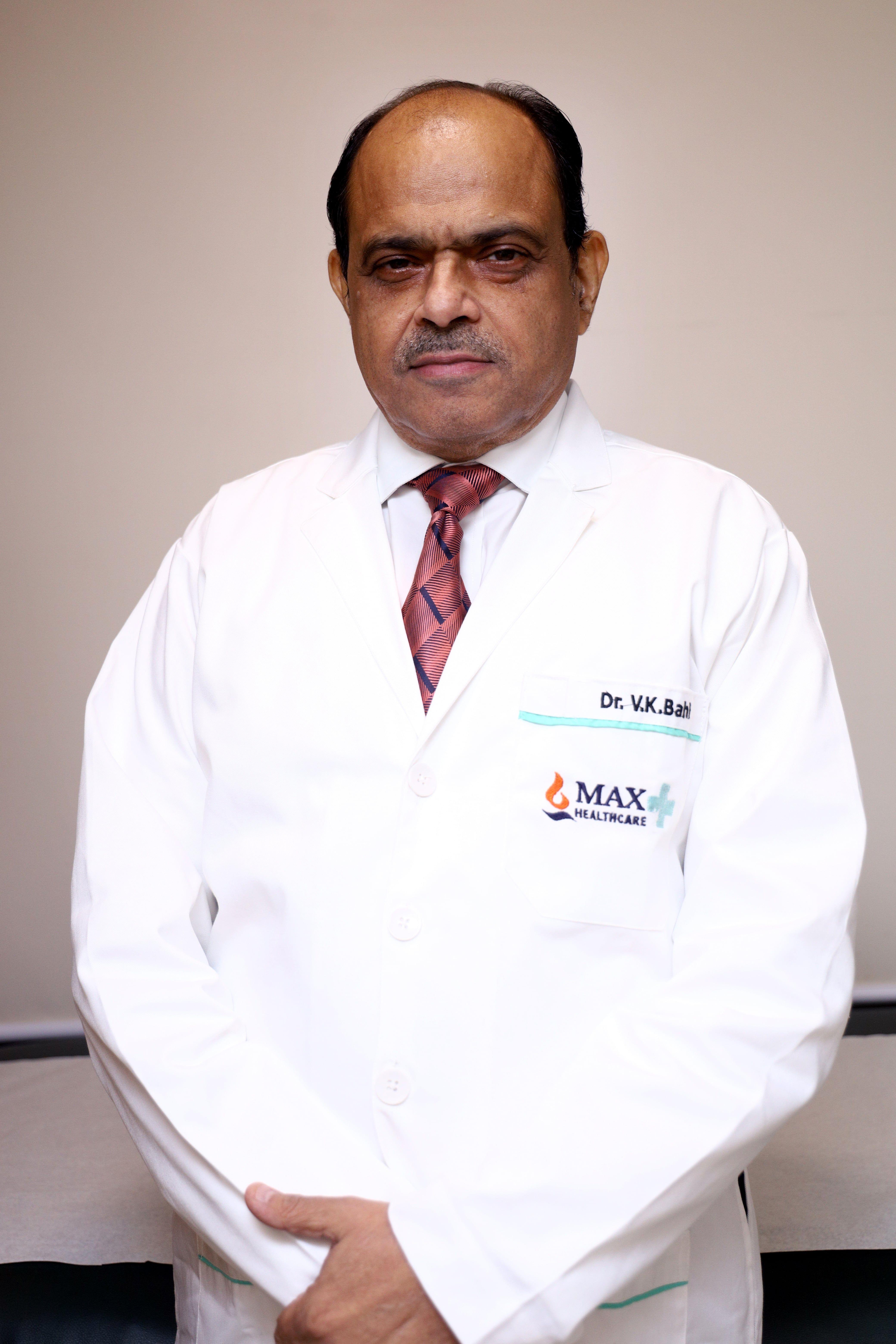 Dr. Vinay Kumar Bahl